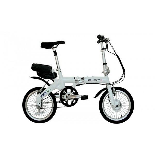 Bicicleta eléctrica E-Bit S