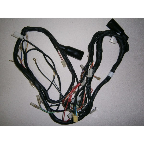 Instalación eléctrica completa Hyosung Supercab Plus 50
