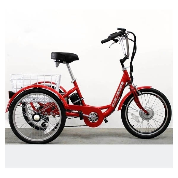 Triciclo electrico 20 pulgadas