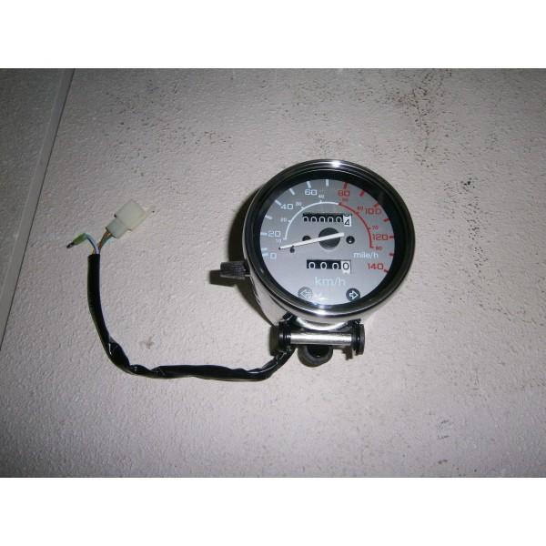 Reloj cuentakilómetros custom asiática 125cc
